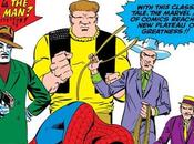 Tribute: Steve Ditko Characters