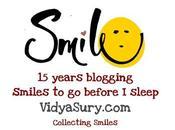 Years Blogging Smiles Before Sleep