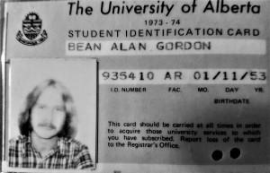 Dwelling in a land of disbelief: My University Years