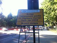Goodbye Highbury Corner roundabout