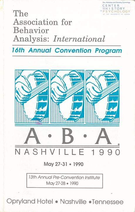 All Work, Some Play: Professional Conference Entertainment Through History