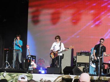 Dziwaczne Odkrycia: Attending Open'er Festival in Gdynia with Noel Gallagher, my Hero