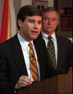 Jeff Sessions started gay affair with Bill Pryor while the latter was in college, explaining Pryor's ascendancy to the federal bench and his falling star as SCOTUS pick