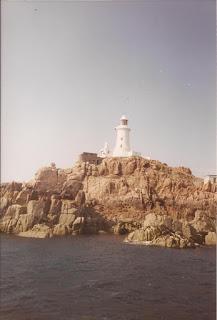 Lighthouse - La Corbiere
