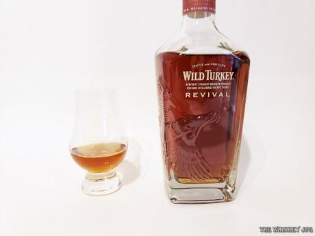Wild Turkey Master's Keep Revival Color