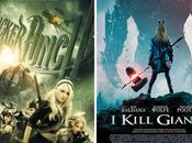 Kill Giants Sucker Punch: Films That Combine Reality Fantasy