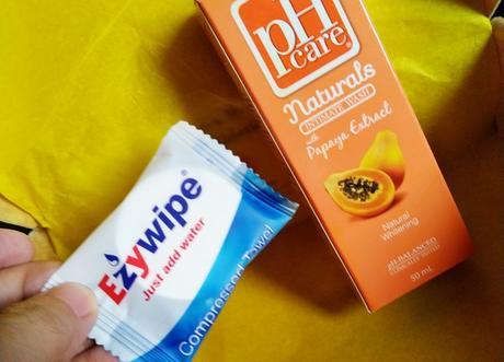 EZ Wipe PH Care Papaya