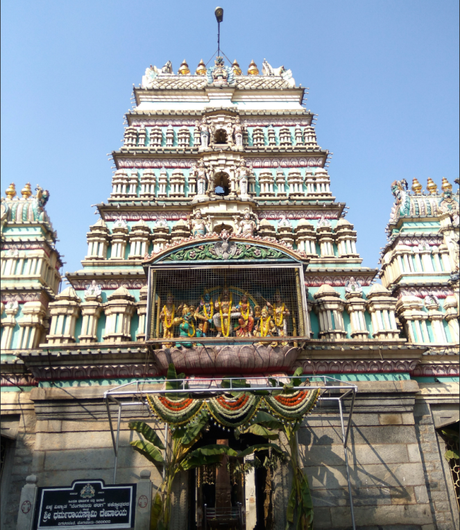 Sri Dharmaraya Swamy Temple: a historical landmark of Bengaluru