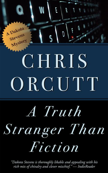 Novelist Chris Orcutt Shares Insight With Writers