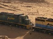 Video: Crossing Sahara Desert Rail