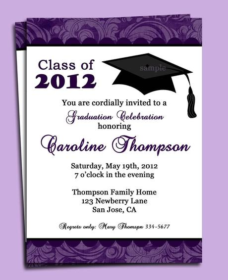 graduation invitation templates free download paperblog