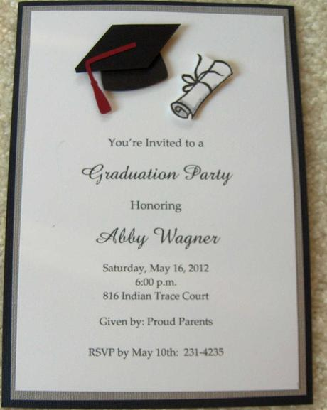 graduation invitation templates free download paperblog