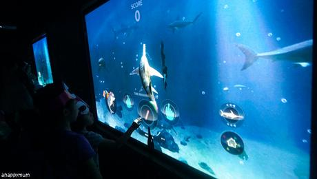 Aquarium adventures at Sea Life Bangkok