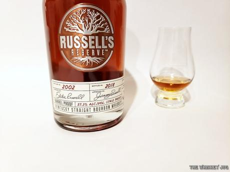 Russell's Reserve 2002 Color