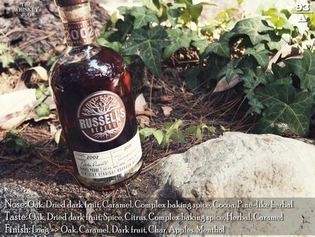 Russell's Reserve 2002 Review