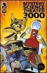 Preview: Mystery Science Theater 3000 #1 – Coming in September