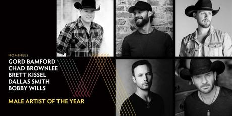 2018 CCMA Award Nominations Announced