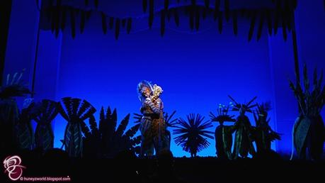A Roaring Ovation For The Return Of 'The Lion King' Musical
