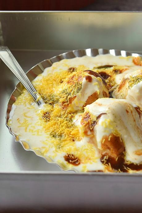 Dahi Vada / Dahi Bhalle - Indian Street Food Recipe