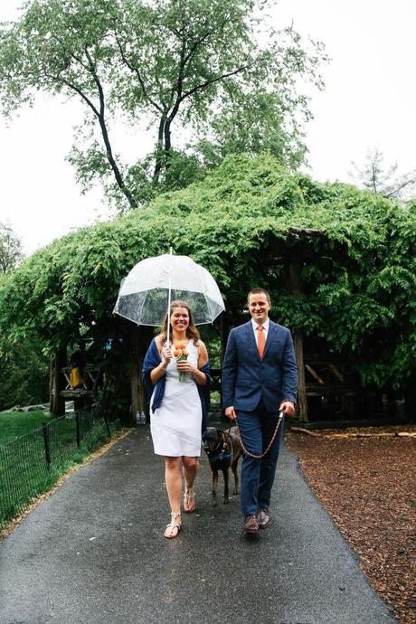 Megan and Ryan's Wedding Cop Cot