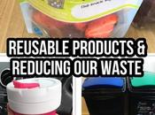 Everyday Ways Reusable Products Reduce Waste