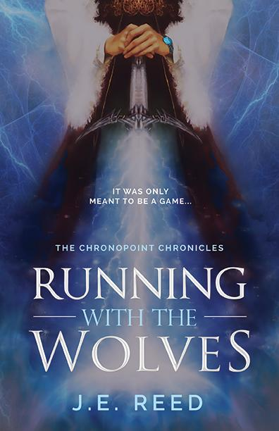 J.E. REED: RUNNING WITH THE WOLVES RELEASE DAY