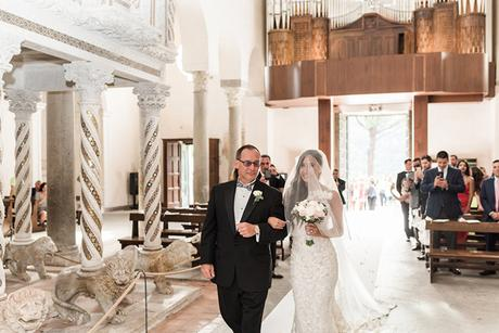 Gorgeous chic and elegant destination wedding in Italy