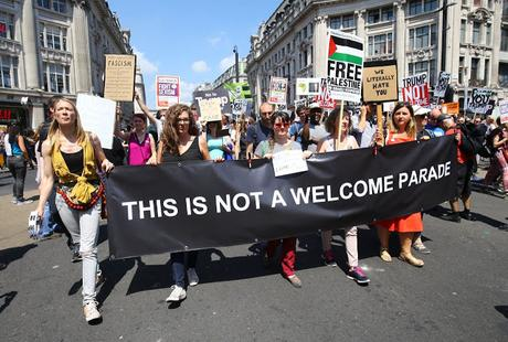 Brits Make It Clear That Trump Is NOT Welcome There