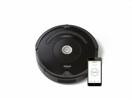 iRobot Roomba 671 – A Wi-Fi connected, Alexa Compatible Vacuum Cleaner Robot