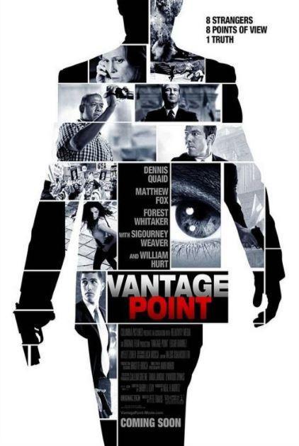 Matthew Fox Weekend – Vantage Point (2008)