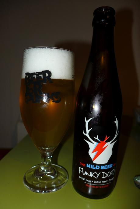 Tasting Notes:  Wild Beer Co: Funky Dory