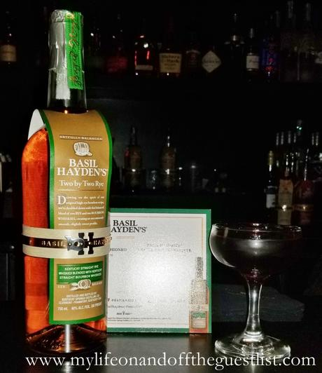 Basil Hayden's Bourbon Releases Limited-Edition Basil Hayden's Two by Two Rye