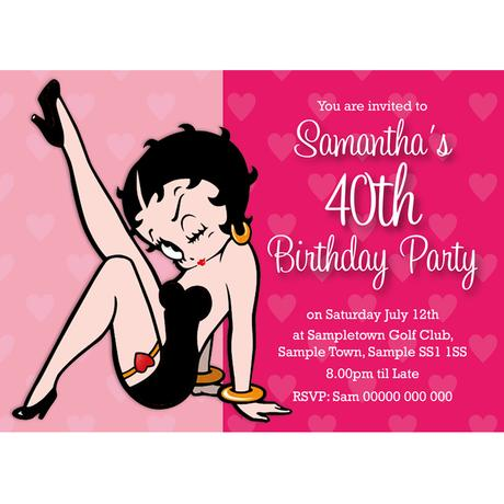 Sam's Club Party Invitations