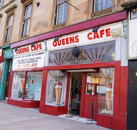 5 of the best places in Glasgow for Ice Cream