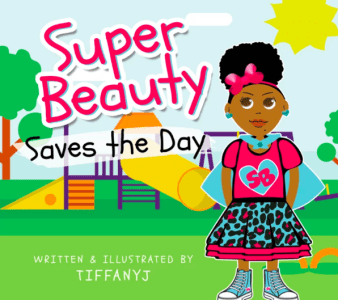 Superhero  Doll hopes to help young black girls beat low self esteem