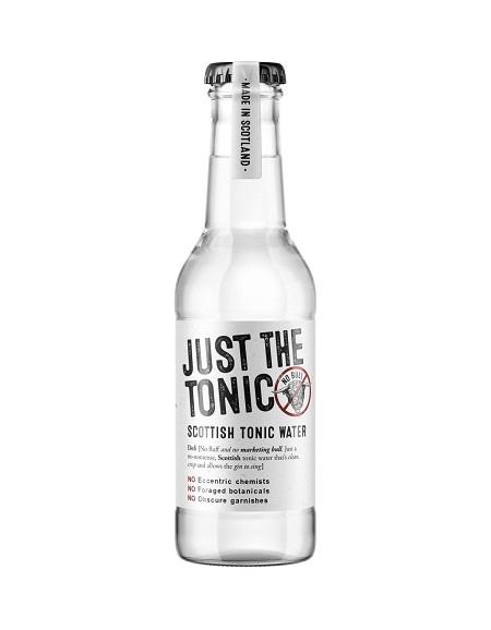 Just in Time for Summer, a No-Nonsense Scottish Tonic Water 'Just The Tonic'
