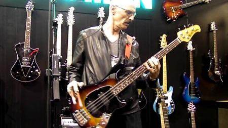 Words about music (466): Tony Levin