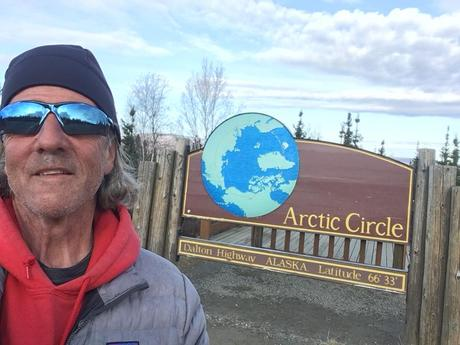 Trekker Completes Epic Journey From Patagonia to Alaska