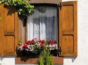 Beautiful Window Decorations Summer