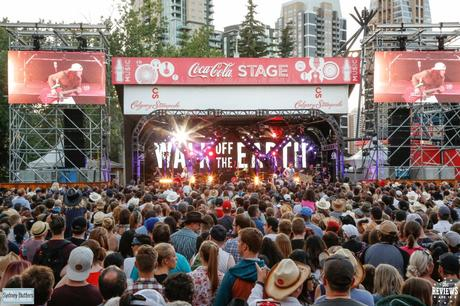 Walk Off The Earth at the 2018 Calgary Stampede