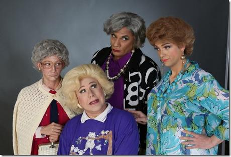 Review: The Golden Girls–The Lost Episodes, Vol. 2 (Hell in a Handbag Productions)