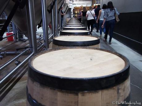 Stranahan's Distillery Tour - 7