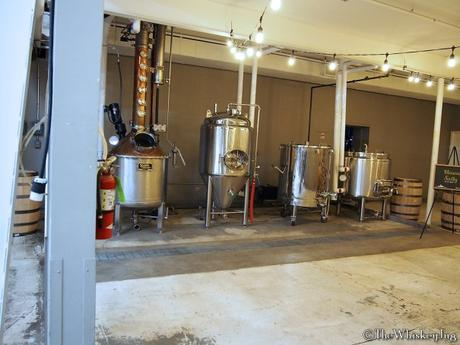Stranahan's Distillery Tour - 9