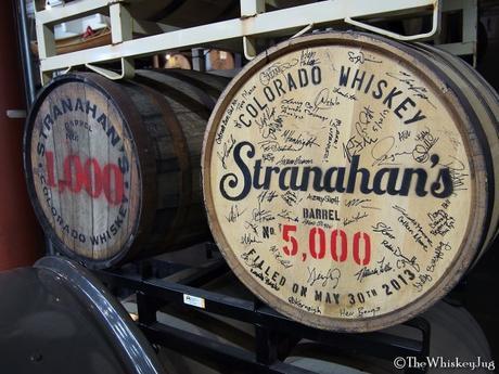Stranahan's Distillery Tour - 13
