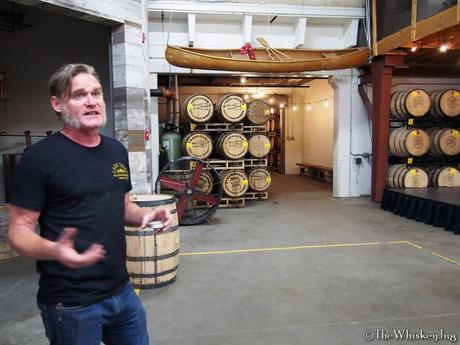 Stranahan's Distillery Tour - 14