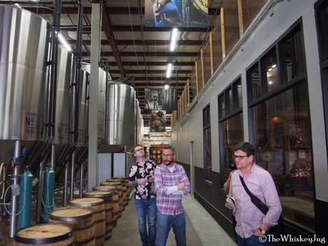 Stranahan's Distillery Tour - 5