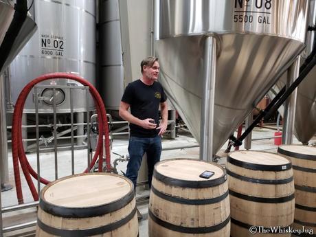 Stranahan's Distillery Tour - 3