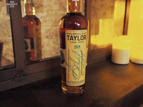 EH Talyor Four Grain Bourbon