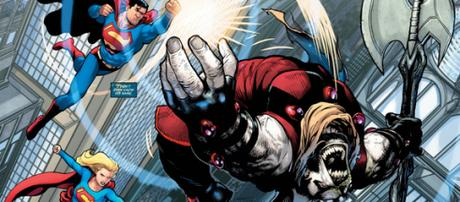 Comic Review: 'Man of Steel'