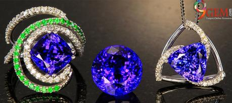 Complete Guide To Tanzanite Gemstone